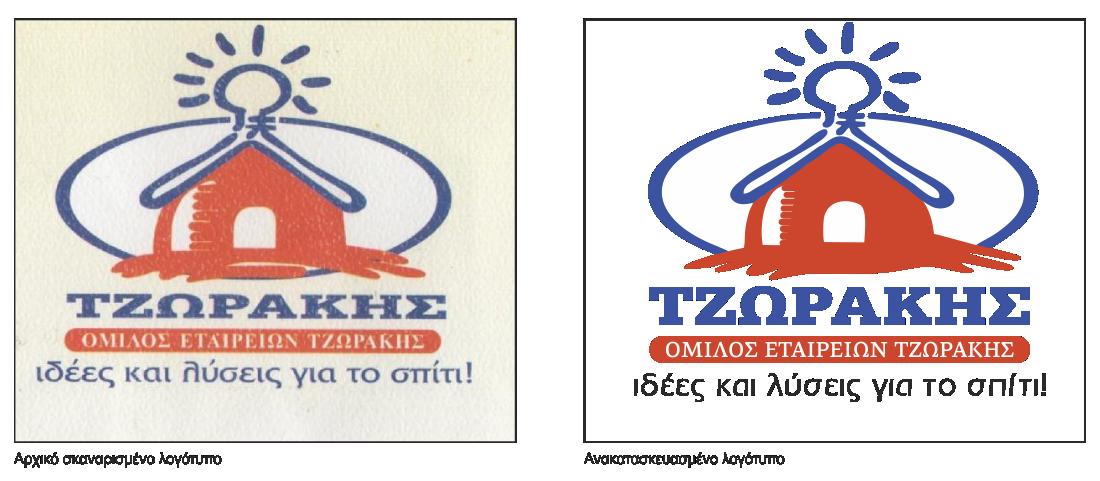 Λογότυπο Branding